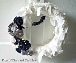 Halloween Wreath Tutorial by Halloween Glam Wreath Tutorial Days Of Chalk And Chocolate