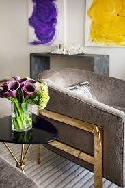 how to decorate with metallics u2013 without going over the top