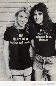 Iron Maiden Memes - dave murray and steve harris from iron maiden internet memes