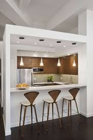 kitchen bar fabulous small apartment kitchen design with white