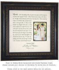 parents gift wedding wedding gift for parents of the by photoframeoriginals
