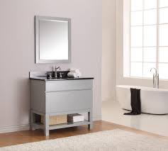 bathroom design ideas appealing light grey finish paint small