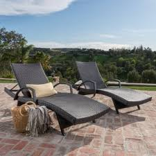 Outdoor Patio Lounge Chairs Outdoor Lounge Chairs You Ll Wayfair