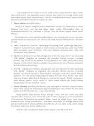 daftar pustaka merupakan format dari yang dimaksud sistem rujukan di sini adalah dalam konteks penulisan