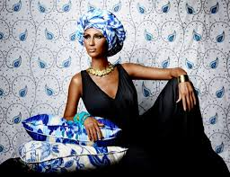 Iman Home Decor Supermodel Iman Launches Iman Home Collection Gibbons Style