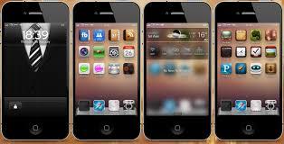 Iphone 5 Top Bar Icons New Theme Ios 5 1 2012 By Mariksh On Deviantart