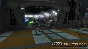 Battle Over Coruscant Gameplay Image Movie Battles Ii Mod For