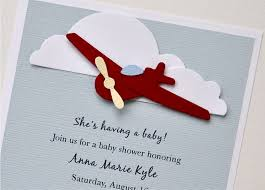 vintage airplane baby shower vintage airplane baby shower invitations criolla brithday