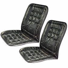 couvre siege cuir sedao vente auto voiture les 2 couvre sièges en cuir