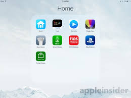 home screen icon design inside ios 9 ipad home screen folders now display 16 apps per page