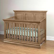 Convertible Crib Plans Crib Design Design 4 In 1 Convertible Crib Brushed White Crib