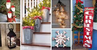 50 best christmas porch decoration ideas for 2017