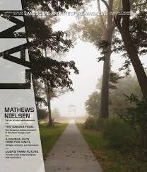 Landscape Architecture Magazine by Read The April 2015 Issue Of Landscape Architecture Magazine
