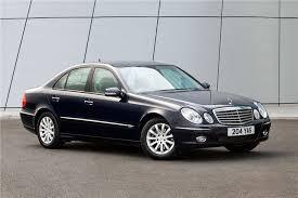 2002 mercedes e class mercedes e class w211 2002 car review honest