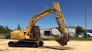 used crawler excavator for sale 1996 deere 490e excavator 9800hrs
