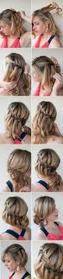 Sch E Frisuren Zum Selber Machen Glatte Haare by Schön Coole Frisuren Für Schulterlange Haare Zum Selber Machen