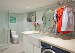 bathroom laundry ideas high park residence contemporary laundry room toronto by
