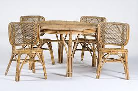 Bamboo Dining Room Chairs Astonishing Ideas Bamboo Dining Table And Chairs Vintage Bamboo