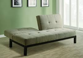Click Clack Couch Monarch Specialties Taupe Velvet Fabric Split Back Click Clack