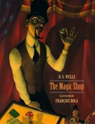 Shoo Hg the magic shop by h g