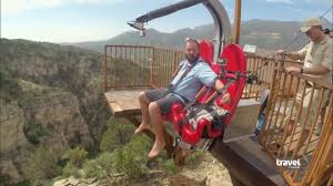 Colorado travel channel images Take a ride on the terror dactyl canyon swing travel channel jpg