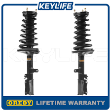 lexus warranty period set of 2 complete strut u0026 coil spring assemblies for toyota camry