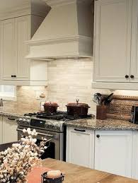 multi color travertine mix subway backsplash tile dark medium