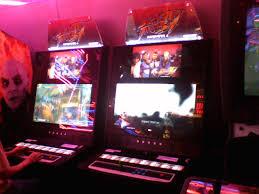 Street Fighter 3 Arcade Cabinet Street Fighter 4 Arcade Machine Location Tracker