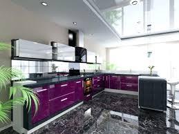 cuisine aubergine et gris cuisine color e violet cuisineplus decoraci n aubergine et