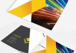 bi fold brochure templates free download corporate bi fold