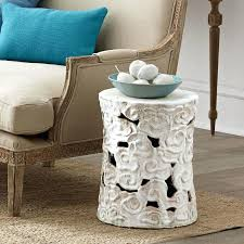 Ceramic Accent Table Ceramic Accent Table Blue Ceramic Accent Table Holoapp Co