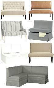 Black Banquette Upholstered High Back Dining Chairs Black Upholstered High Back