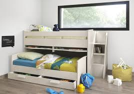 Bunk Beds For Kids - Mid sleeper bunk bed