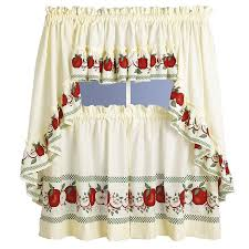 Modern Kitchen Curtains by Kitchen Beautiful Kitchen Curtains Regarding Fresh Idea To