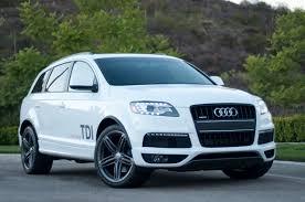 Audi Q7 Manual - 2012 audi q7 tdi autoblog