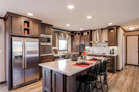 ultimate kitchen two redman homes pennsylvania