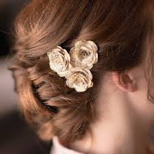 flower hair pins best 25 flower hair accessories ideas on bridesmaid