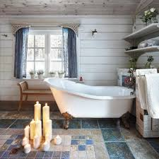 antique wall shelves for vintage bathroom decorating ideas with
