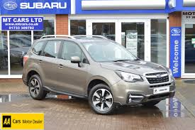green subaru forester 2017 used subaru forester cars for sale motors co uk