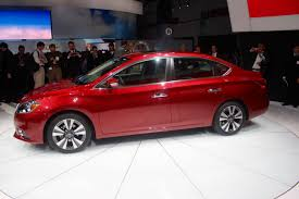 red nissan sentra the 2016 nissan sentra finishes what maxima started