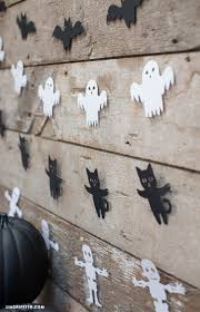 Halloween Garland Garland For Halloween Decoration Ideas Lia Griffith