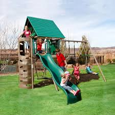 Playsets Outdoor Lifetime Play Center Playset Bundle Do It Yourself