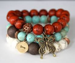 bead bracelet with charm images Beaded bracelet ideas centerpieces bracelet ideas jpg