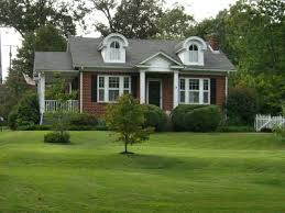 colonial revival architecture in historic chatham virginia