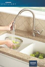 Pull Down Faucet Kitchen by 99 Best Kitchen Faucets Images On Pinterest Kitchen Faucets