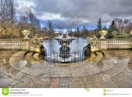 kensington gardens london stock image image 36606141