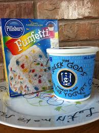 best cupcake recipe made with greek yogurt u003d heathy option