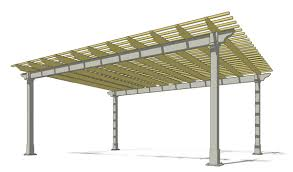 Roof Trellis Steelworx Pergolas U0026 Arbors Coverworx