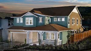 residence three floor plan in zinfandel at glen loma ranch