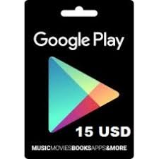 play egift 15 usd play gift card